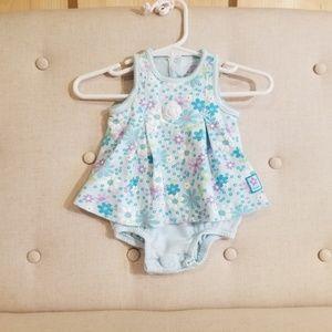 Carter's one piece dress/romper
